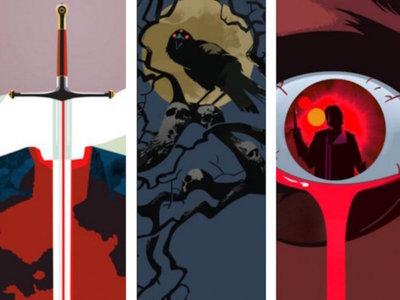 59 pósters que retratan de forma épica el fenómeno de 'Juego de Tronos'