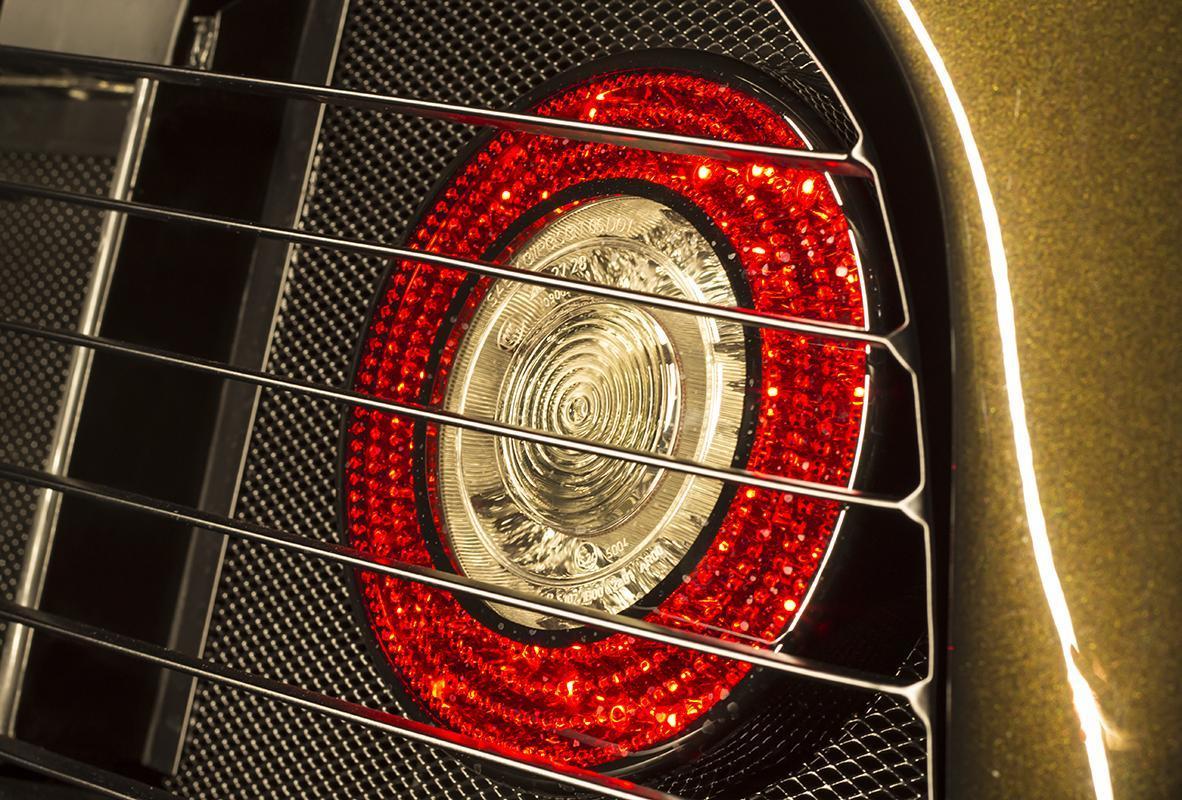 Foto de Jaguar XJ220 por Overdrive AD (20/21)