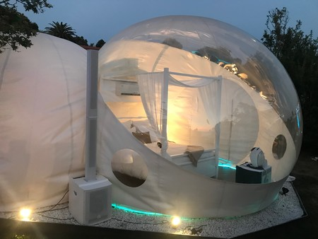 burbuja noche