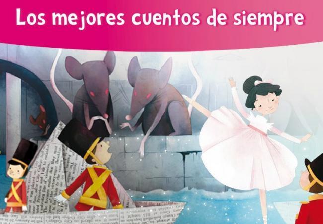 Colección cuentos bilingües