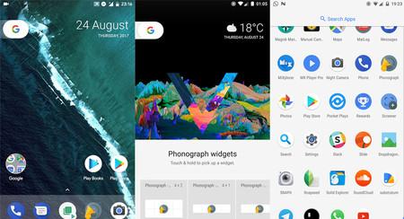Prueba este clon del Pixel Launcher de Oreo en cualquier móvil Android con Lollipop o superior