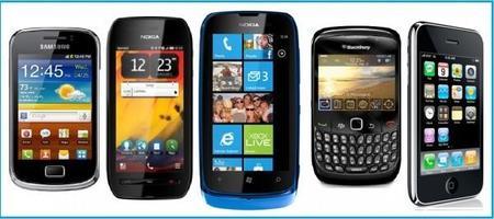 México es un gran mercado para smartphones de gamas media y baja