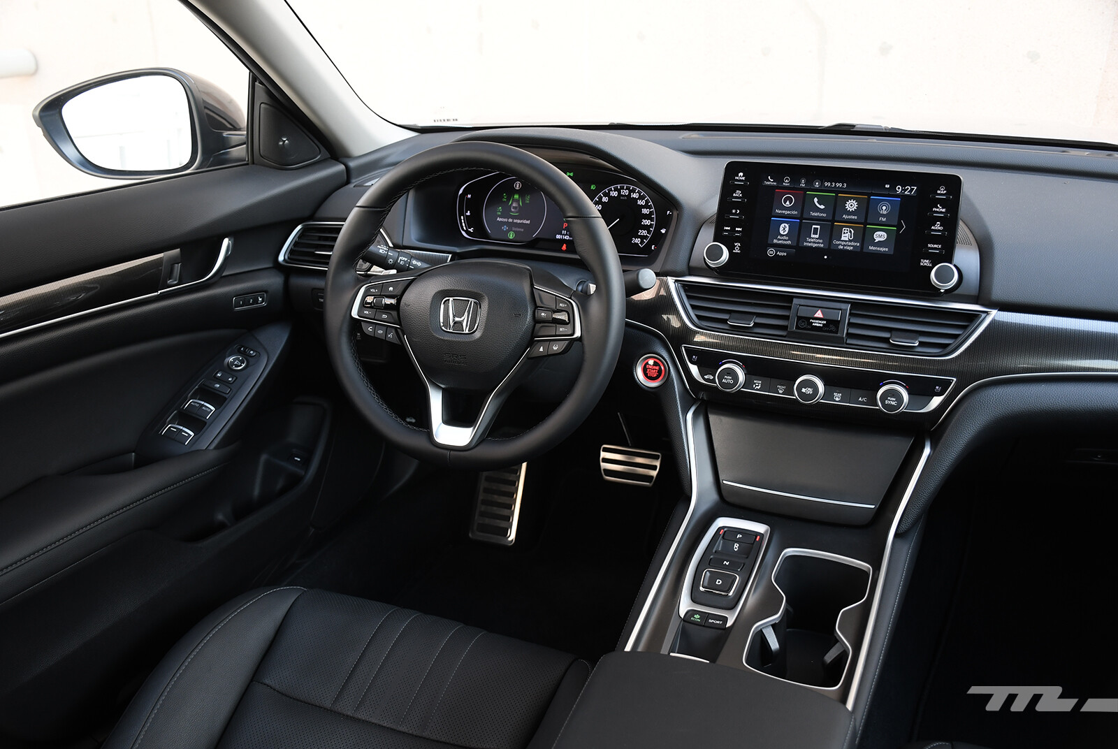 Foto de Honda Accord 2021 (prueba) (13/20)