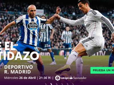 Opensport para iOS y Apple TV: el servicio para ver fútbol y otros deportes de pago