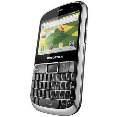 Motorola Defy PRO, alta resistencia con teclado QWERTY para el mercado corporativo