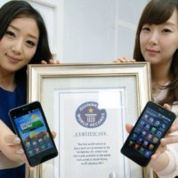 El LG Optimus 2X gana el premio Guinness World Records por rápido