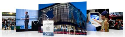 La WWDC 2008 ya está al 100% de su capacidad