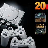 Estos son los 20 juegos que lleva preinstalados la PlayStation Classic. Y entre ellos está Metal Gear Solid