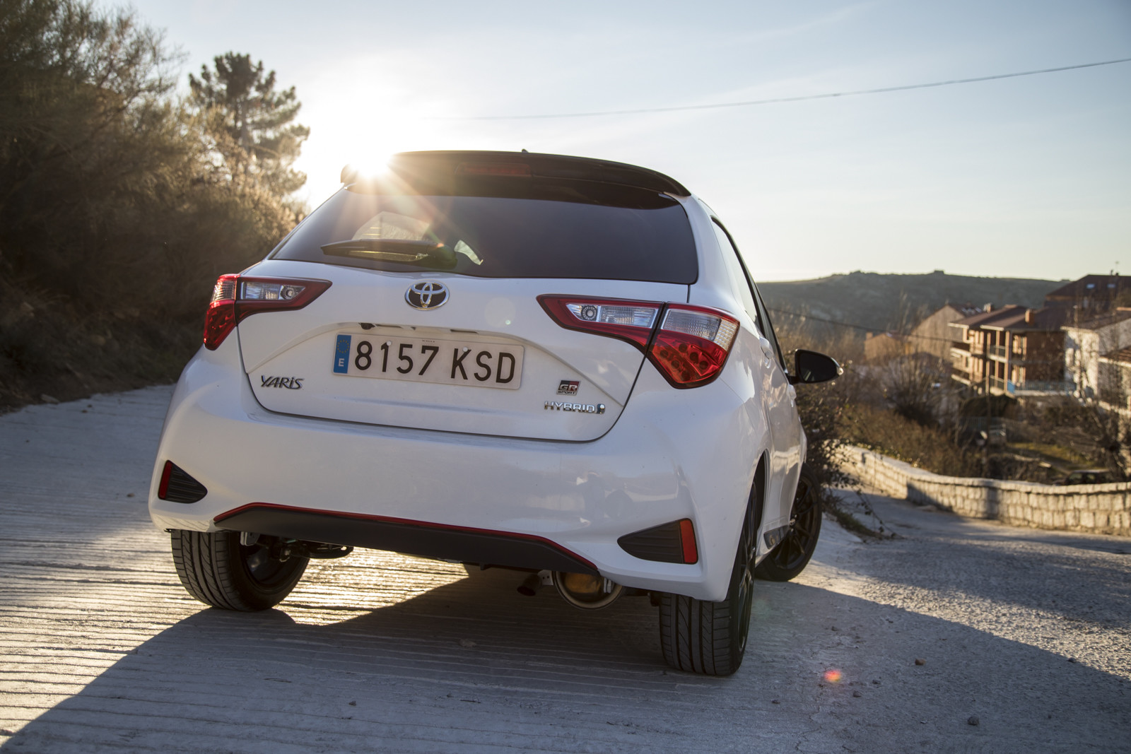 Foto de Toyota Yaris GR Sport - Exteriores (8/31)