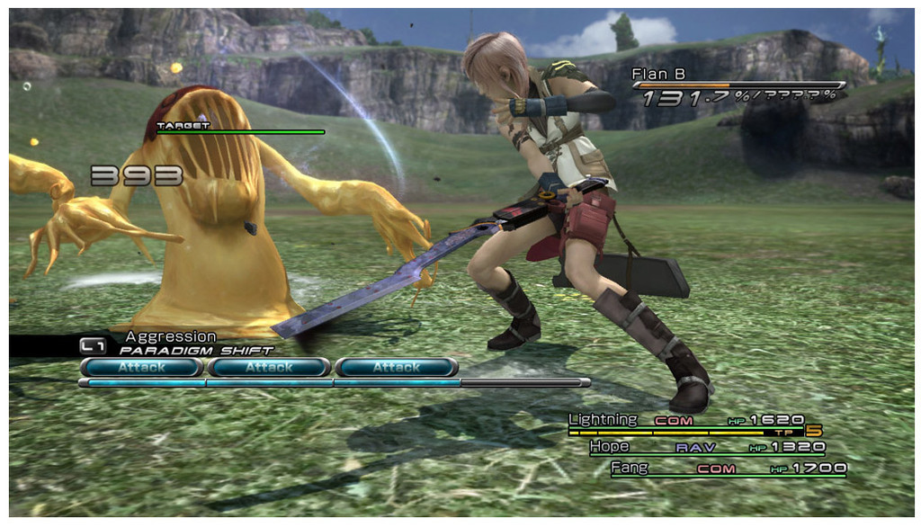 Foto de 'Final Fantasy XIII', nuevas imágenes (14/21)