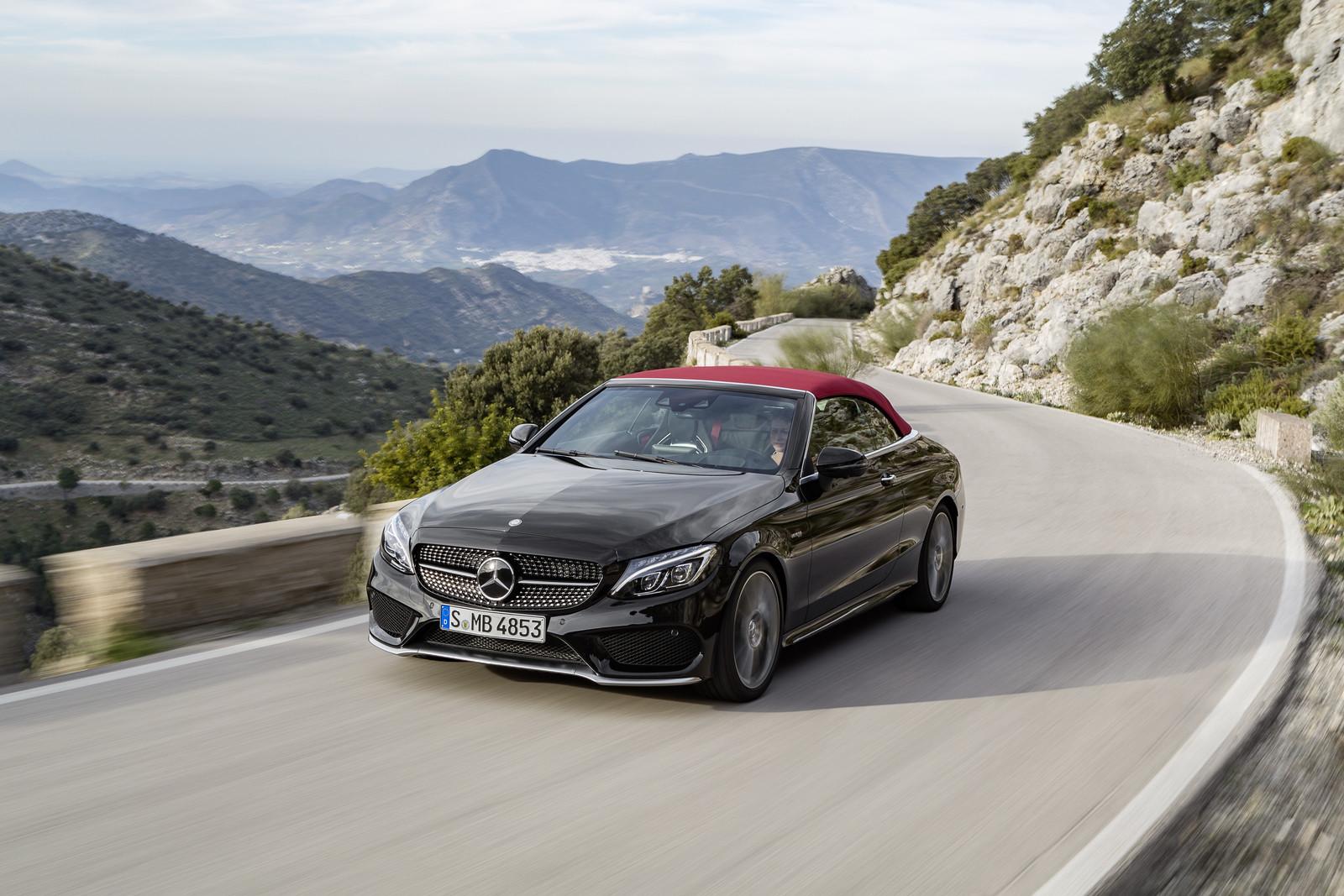 Foto de Mercedes-Benz Clase C y C 43 AMG Cabrio (26/28)