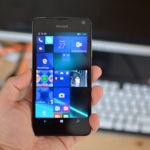 Estas son las novedades del último firmware de los Lumia 550 y 650