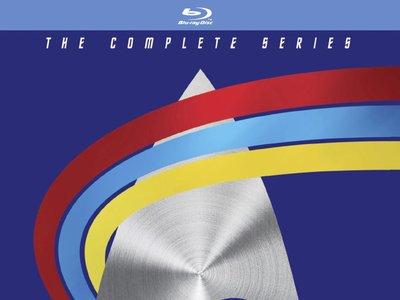 Star Trek: la serie original, en Blu-ray, por 51,94 euros