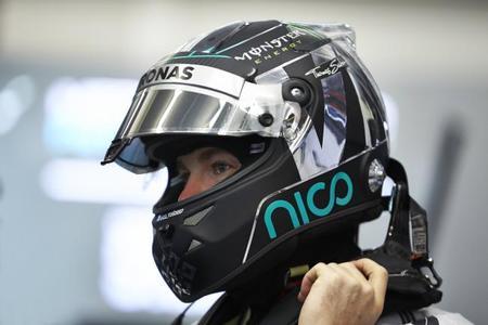 Nico Rosberg, cauto a pesar de las buenas sensaciones en Jerez