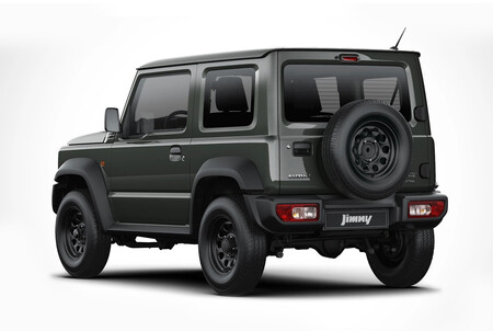 Suzuki Jimny Lite 2022 2