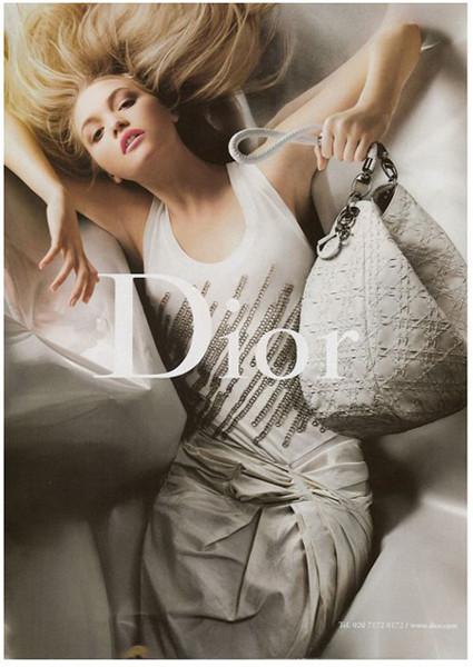 Gemma Ward nueva cara de Dior esta primavera-verano