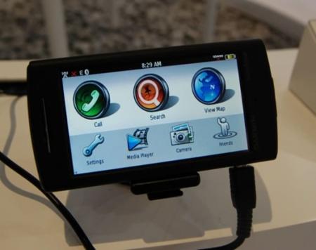 Garmin prepara más teléfonos bajo Android