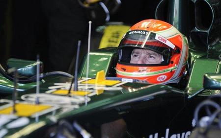 Jarno Trulli no quiere preocuparse por su futuro y promete centrarse en lo que queda de temporada