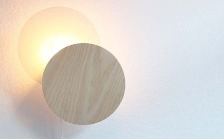 Total Eclipse Wall Lamp