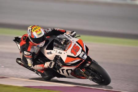 Alex De Angelis Qatar 2016 Superbike Sbk