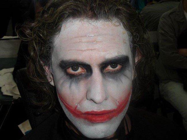 Maquillaje de Halloween para hombre: fácil y económico