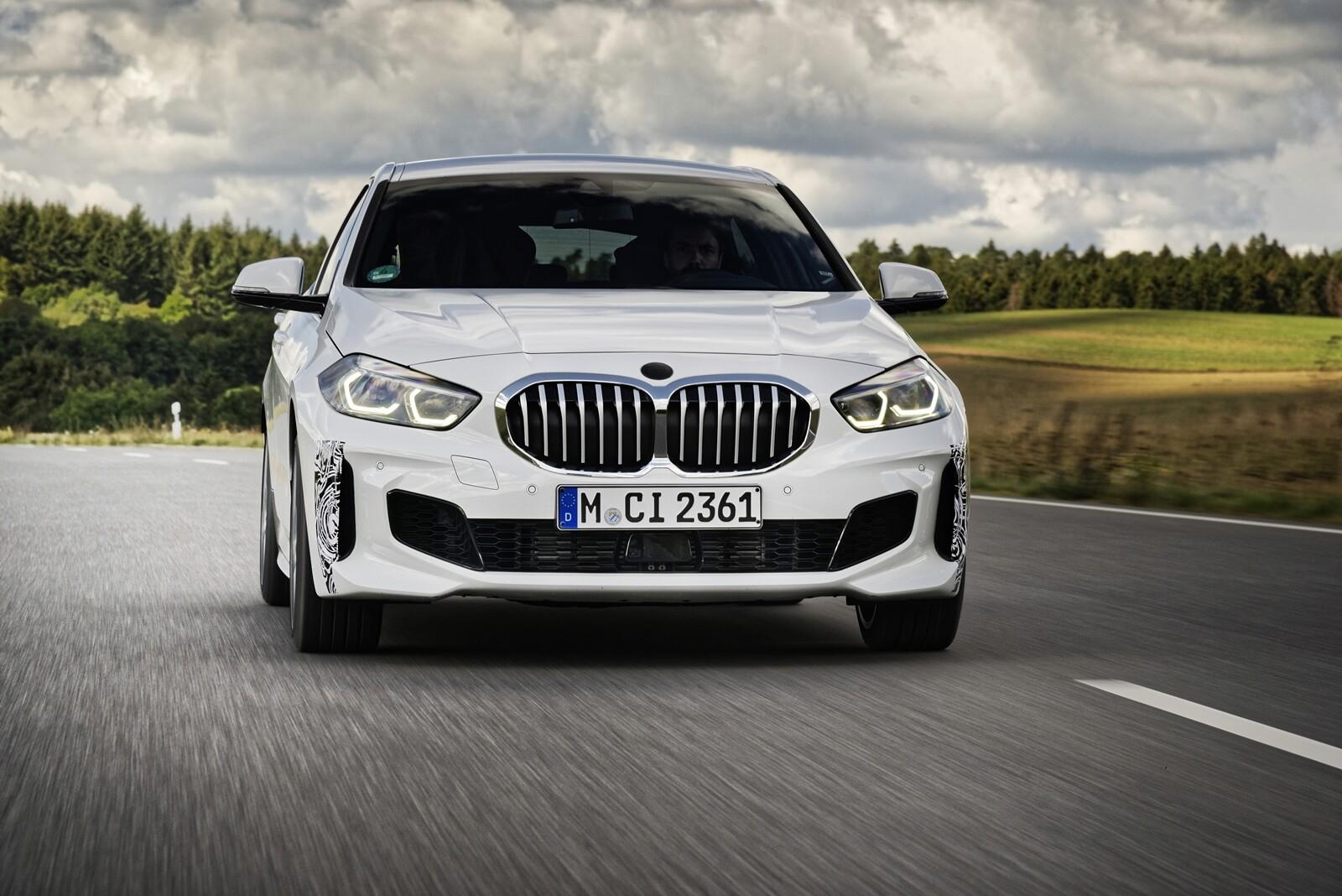 Foto de BMW 128ti 2021 (6/21)