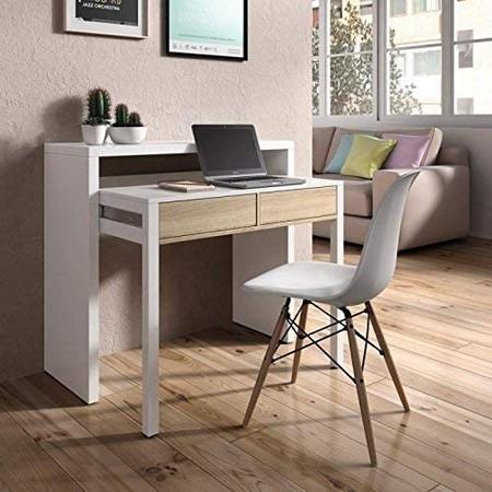 Mesa de escritorio extensible