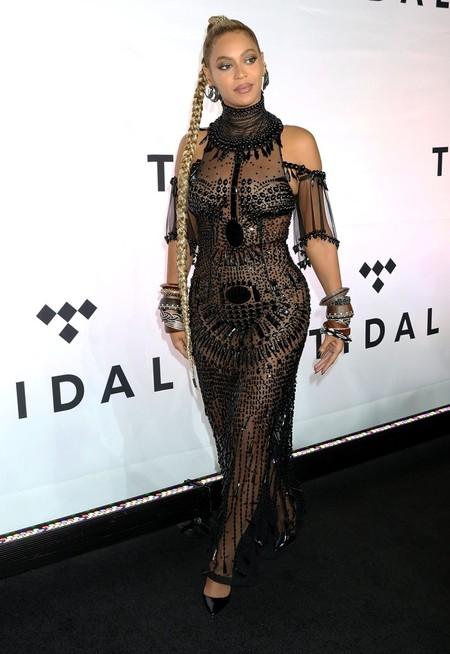 Beyonce Tidal 2016 2