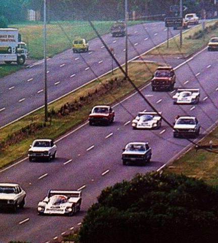 Porsche 956 Sandown 1984