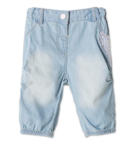 Jeans Crochet Bebe