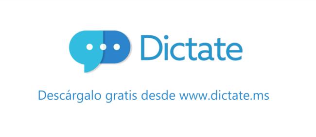 Dictate