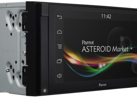 Parrot Asteroid fuera