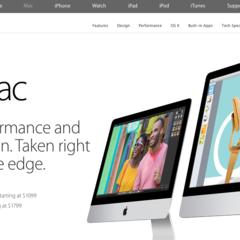 Foto 7 de 9 de la galería nueva-web-de-apple en Applesfera