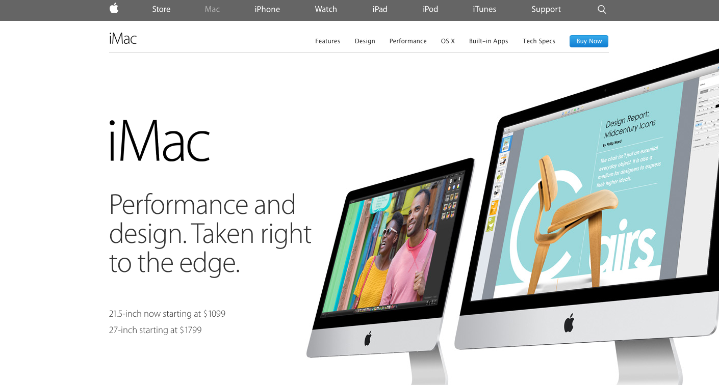 Foto de Nueva web de Apple (7/9)