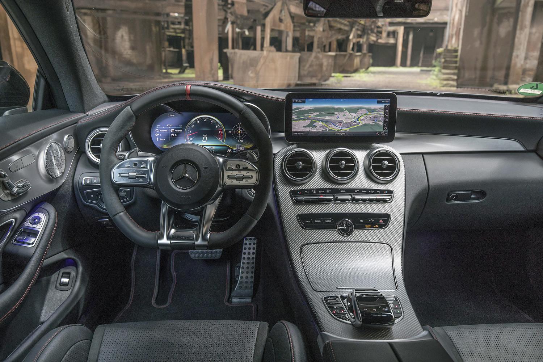 Foto de Mercedes-Benz Clase C 2018, toma de contacto (123/255)