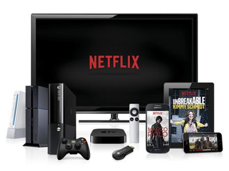 Dispositivos Netflix