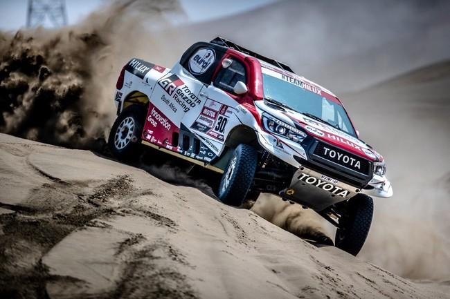 Arranca el Dakar 2019 con Nasser Al-Attiyah a la cabeza en la primera etapa