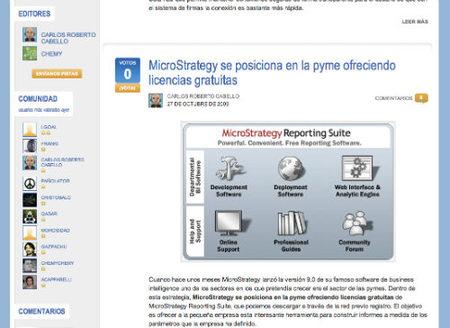 Nuevo diseño de Tecnología Pyme: toda la información a tu disposición
