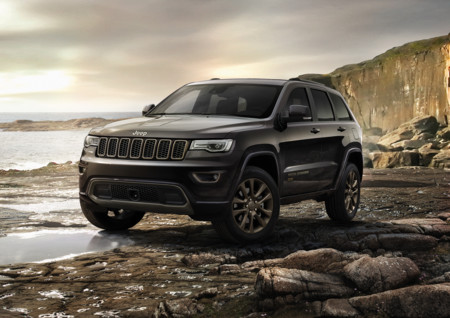 160224 Jeep Grand Cherokee 75th Anniversary