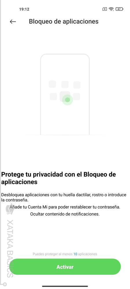 Bloquea Apps