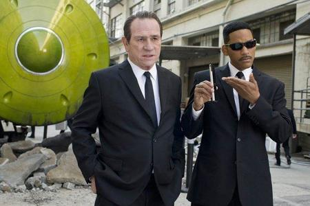 Will Smith y Tommy Lee Jones en