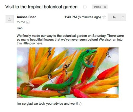 Se acabaron los correos con huecos: Google se responsabiliza de la seguridad en las imágenes que nos envíen a Gmail