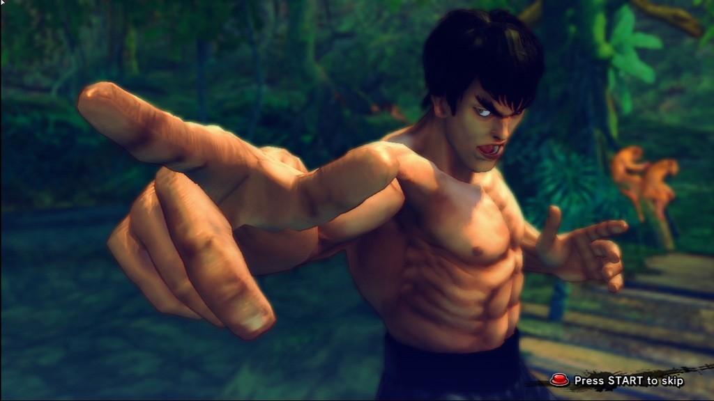 Foto de Street Fighter IV - Capturas noviembre 2008 (1/14)