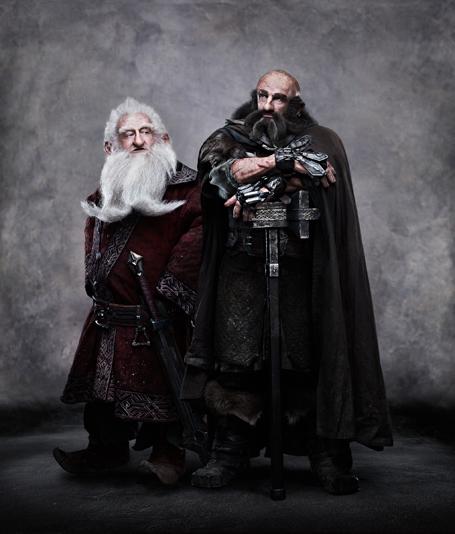 Foto de 'El Hobbit', imágenes de los trece enanos (3/7)