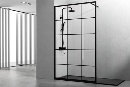 GME División Baños y Banium nos muestran la perfilería que esperábamos para baños modernos y funcionales
