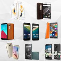 Comparativa: Nexus 5X y 6P, así compiten contra la gama alta del 2015