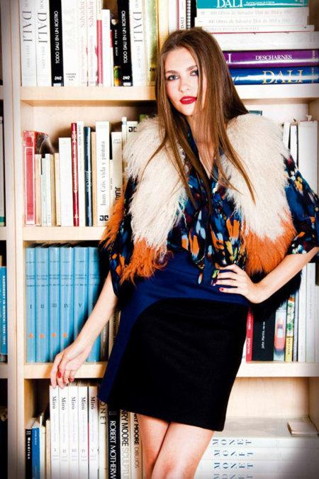 Dolores Promesas lookbook Otoño-Invierno 2012/2013