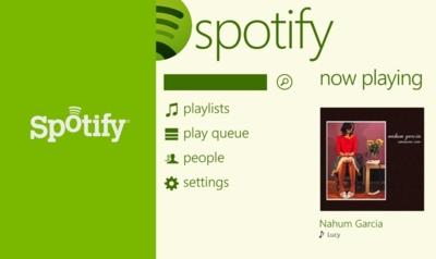 Ya se puede usar Spotify en Windows Phone 8