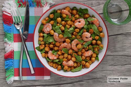 Menú de batch cooking fresco y sano para resolver fácilmente tus comidas en verano