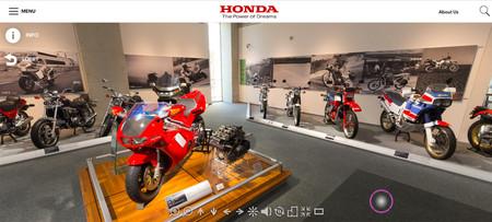 Museo Honda Visita Virual 3